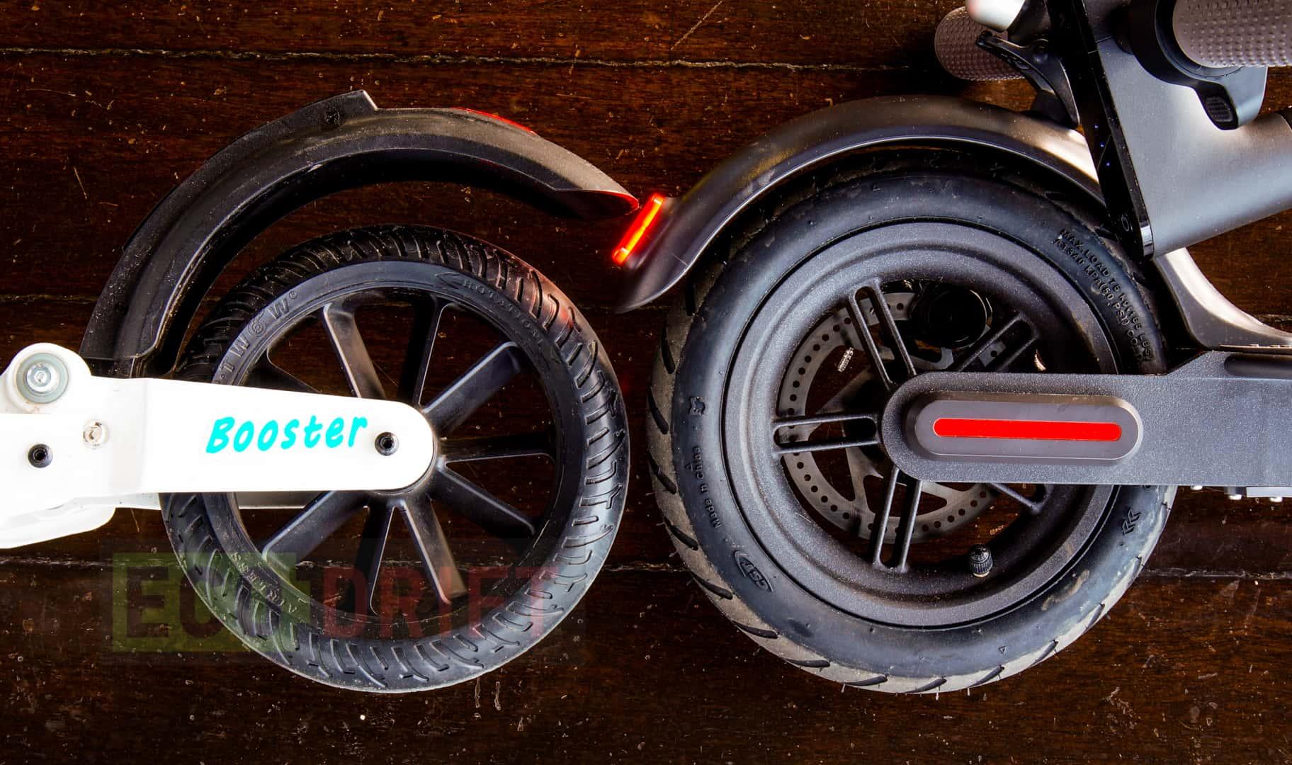 Xiaomi_Mijia_Electric_Scooter_VS_ETwow_Booster_задние_колеса