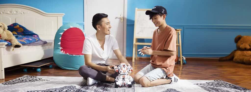 робот-конструктор Xiaomi