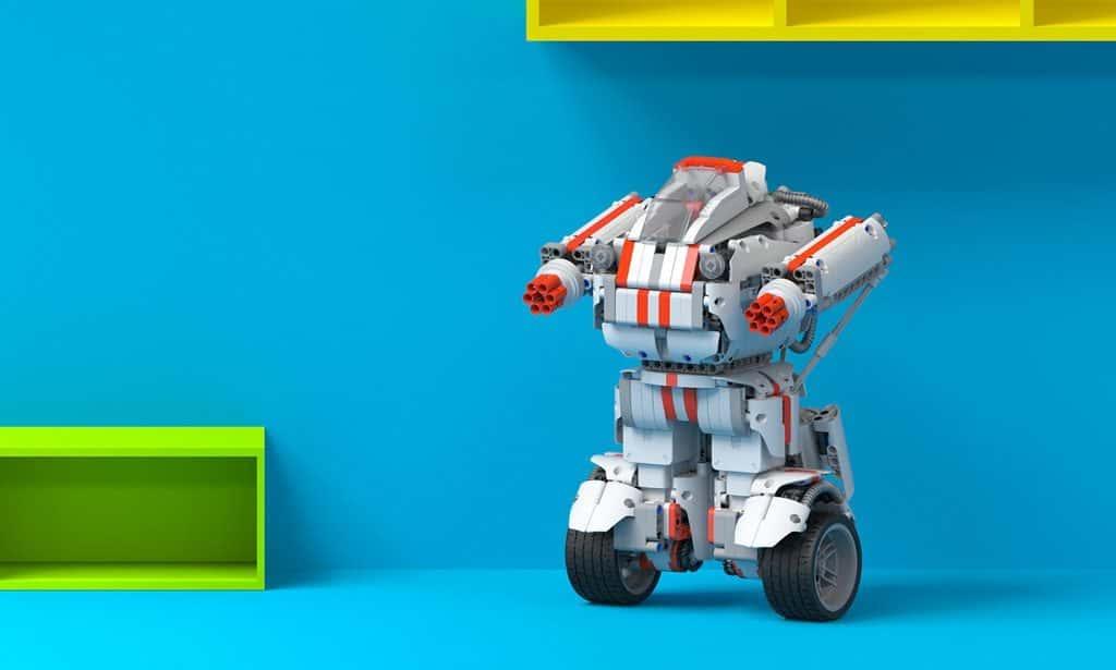 Робот сяоми