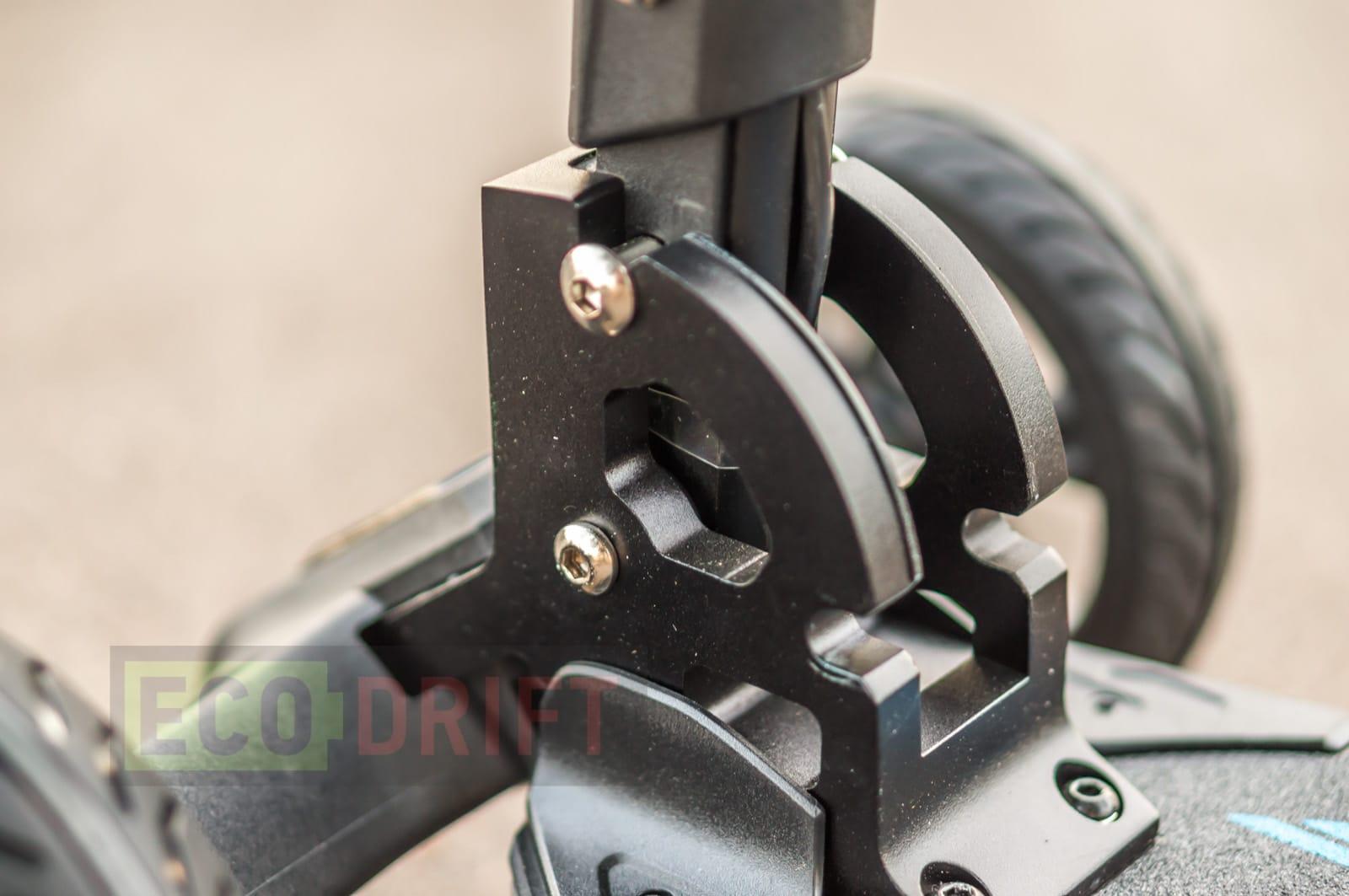 Краткий обзор электросамоката Inmotion T3. Однорукий «бандит» на трех колесах