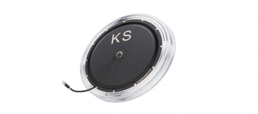 Моноколесо KingSong KS16S 840Wh V2 Silver