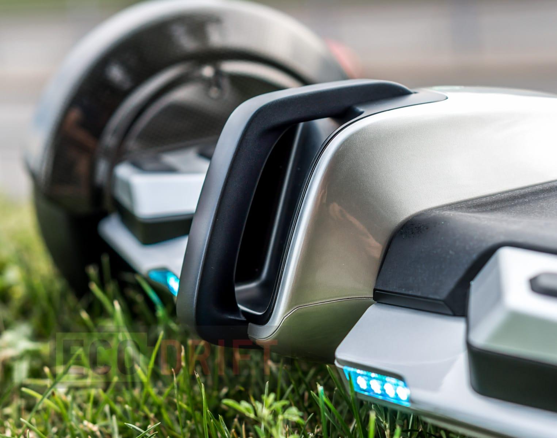 Обзор гироскутера Ecodrift Formula1. Стильный и функциональный