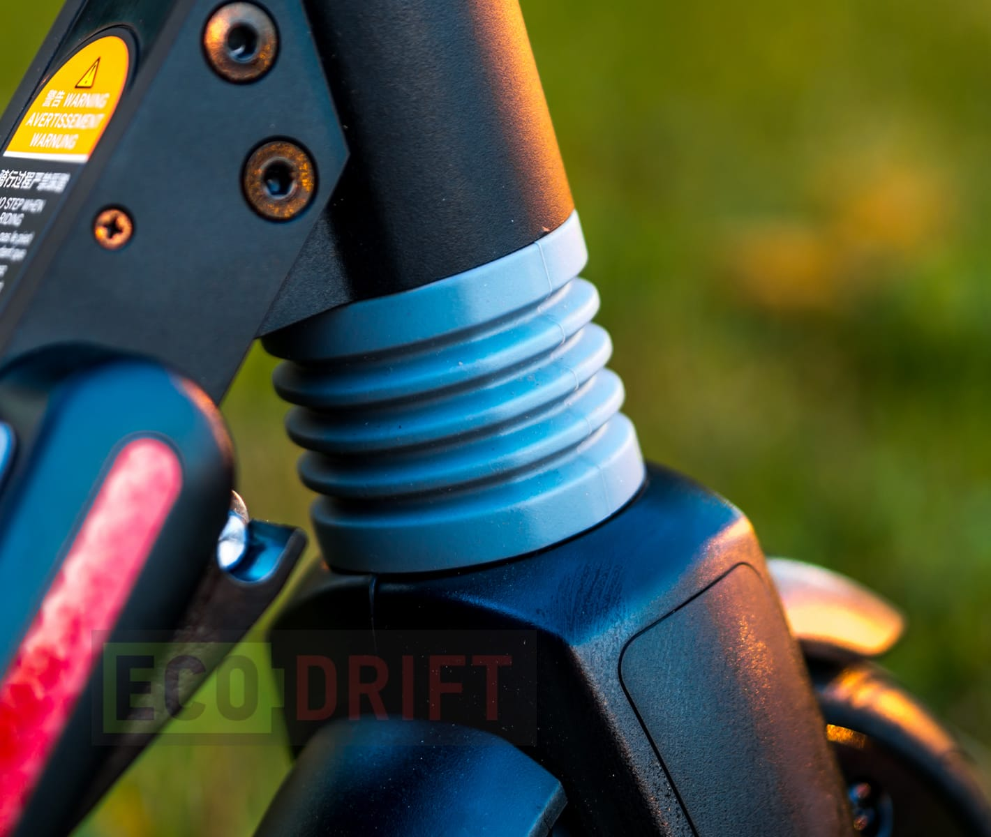 Обзор электросамоката Ninebot by Segway Kickscooter ES1. Внешний вид