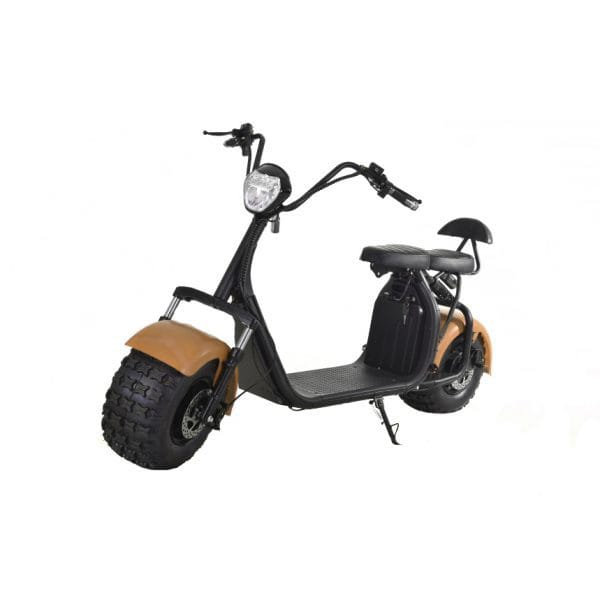 CITY COCO BR-20 Off-Road Brown