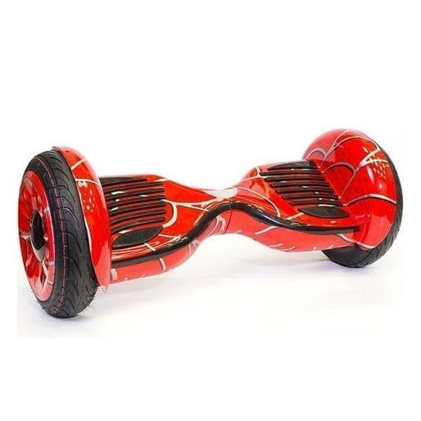 Гироскутер Smart Balance 10,5'' New + АРР Red Spider Man 227