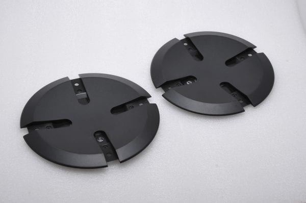 Декоративные колпаки мини-сигвея NineBot By SegWay Mini Pro Black не оригин