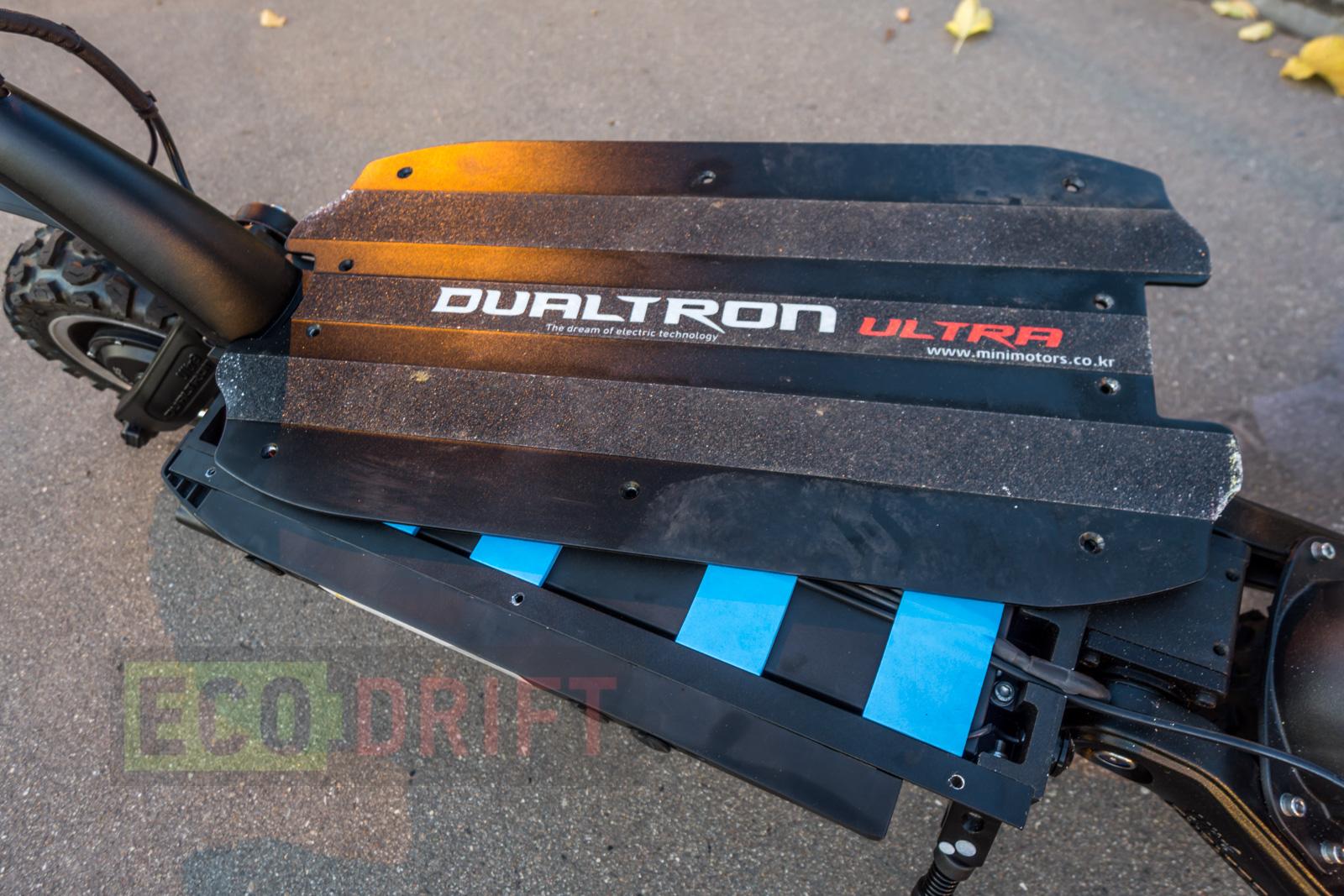 Dualtron Ultra обновленная версия (обзор, сравнение). Компактный ураган