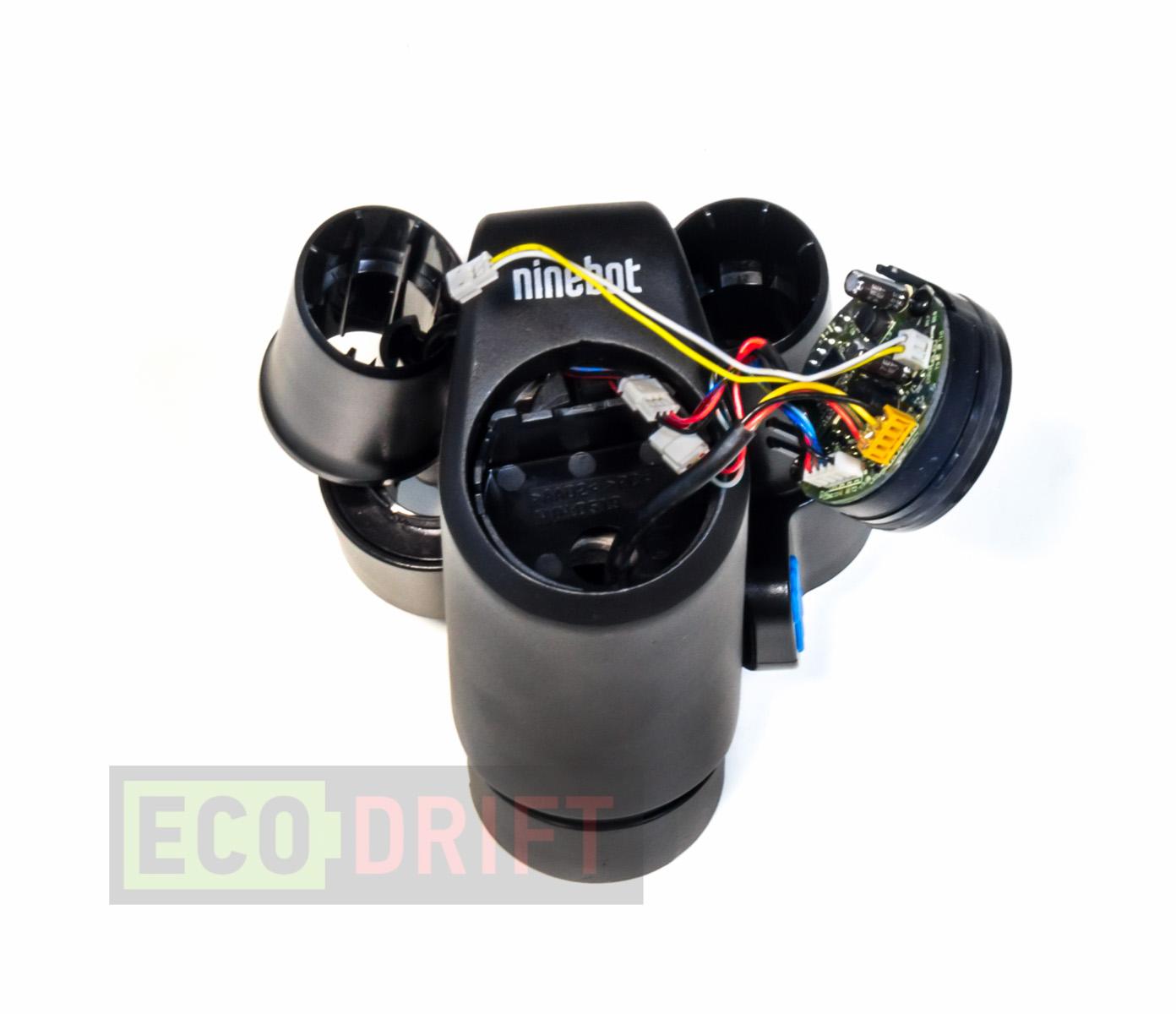 Обзор электросамоката Ninebot by Segway Kickscooter ES1. Как устроено