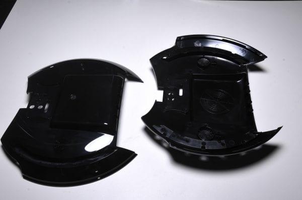 Корпус моноколеса KingSong KS16S Matt Black (боковая накладка - 2шт)
