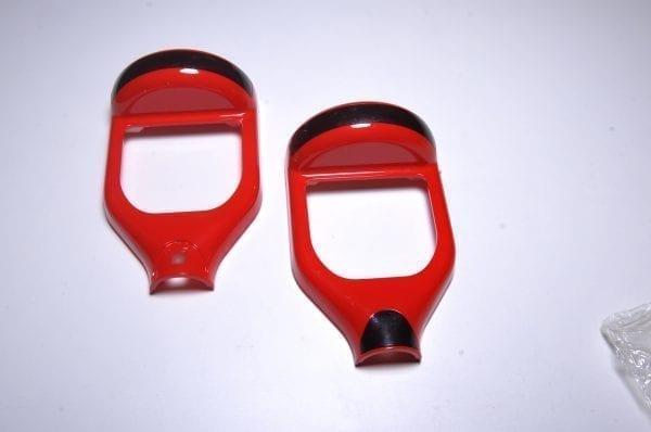 Корпус гироскутера 6.5 Red (верх)