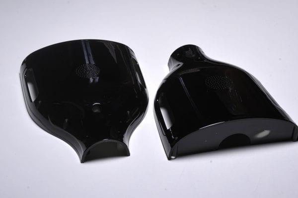 Корпус гироскутера 10 Black (низ)