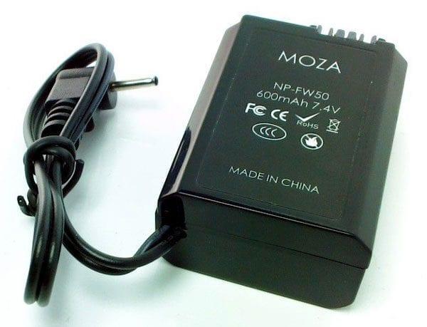 Коннектор питания для Moza SONY серии А