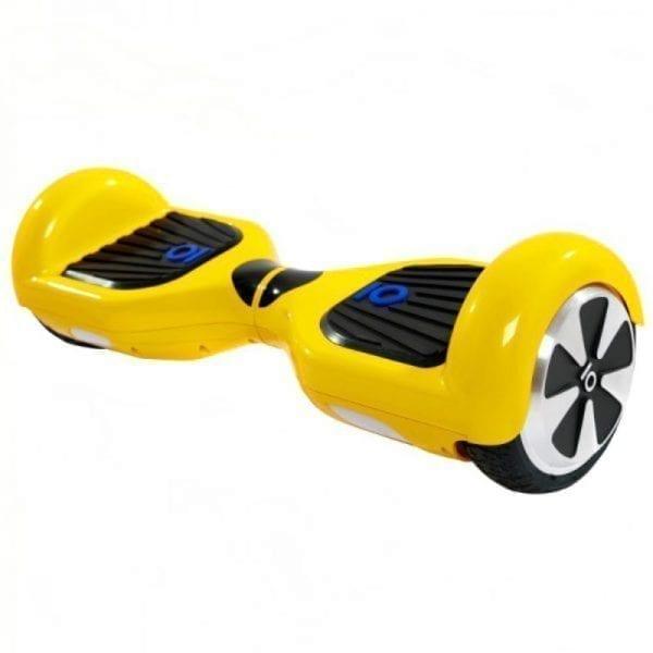 Гироскутер EcoDrift Big Daddy Plus APP Black Yellow Lightning