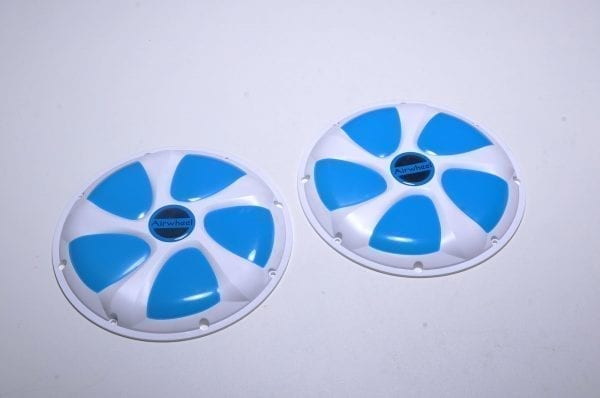 Боковые накладки сигвея AirWheel S3 синий (комплект - 2 шт)