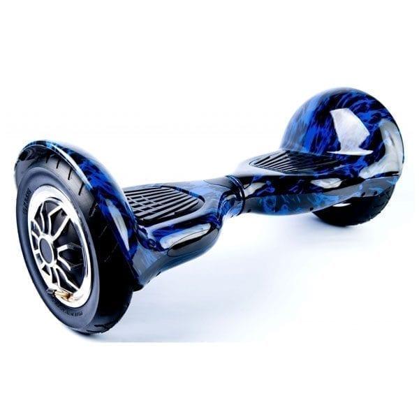 "Гироскутер Smart Balance 10"" + APP+ Auto Blue Fire"