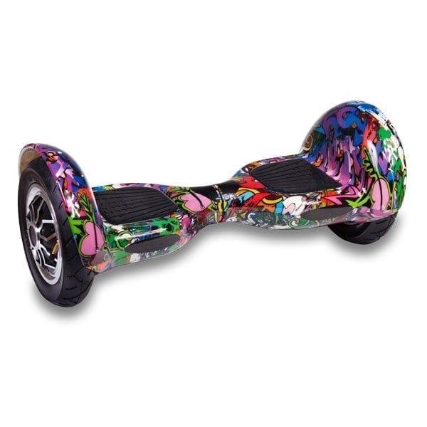 """Гироскутер Smart Balance 10"""" + APP+ Auto Hip Hop Violet 127"""