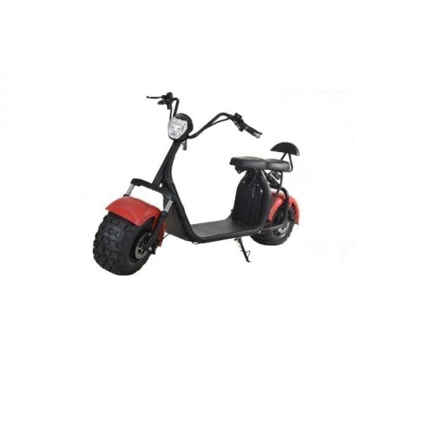 CITY COCO BR-20 Off-Road Matte Red