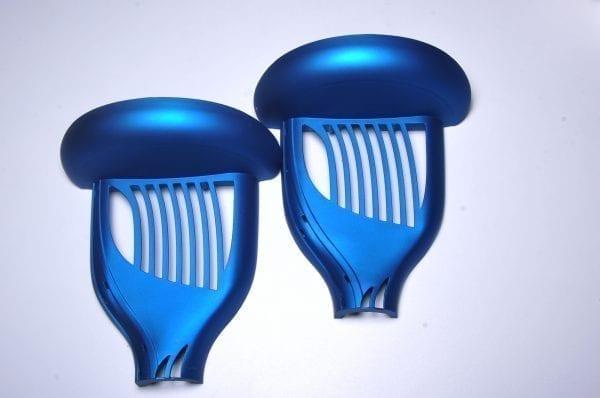 "Корпус гироскутера 10.5"" Blue (верх)"