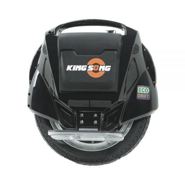 Фото KingSong 14B черный Ecodrift