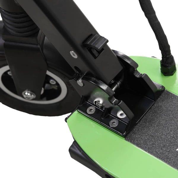 Электросамокат MaxSpeed Mini4 48V зеленый фото