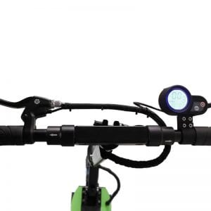 Электросамокат MaxSpeed Mini4 48V13Ah Pro Green