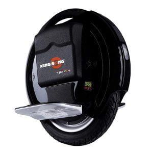 Моноколесо KingSong KS14DS 840Wh V2 Black