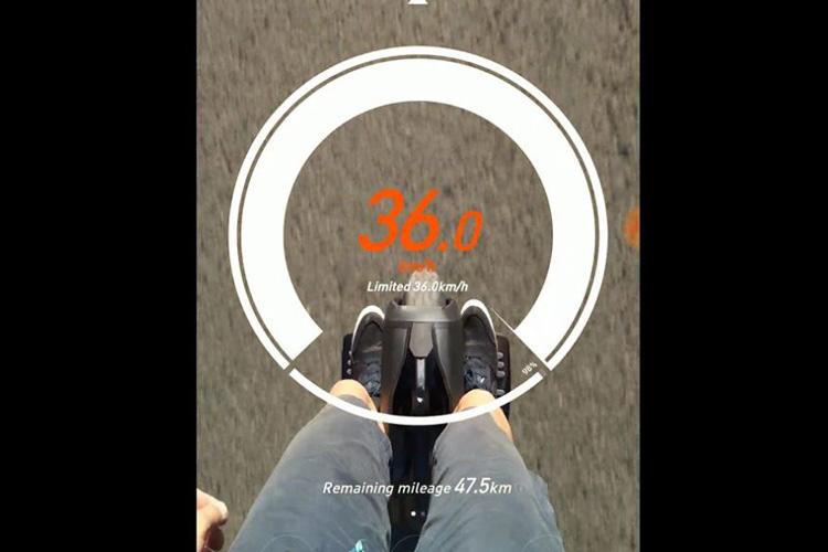 """(2018) Моноколесо Ninebot One Z (Z6, Z8, Z10) 18"""""""
