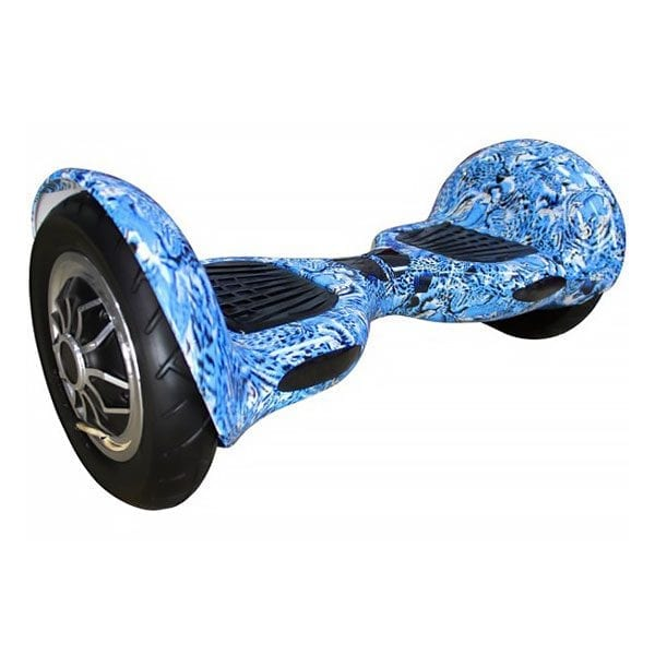 Гироскутер Smart Balance 10,5'' New + APP+ Auto Blue Ice 218