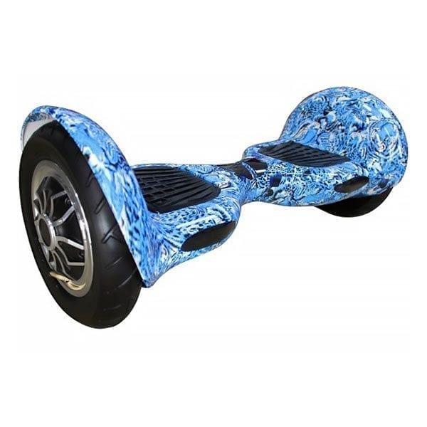 """Гироскутер Smart Balance 10"""" + APP+ Auto Blue Ice 143"""