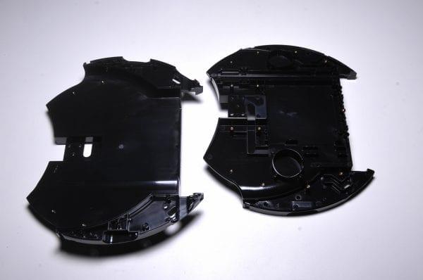 Корпус моноколеса KingSong KS14D Black (комплект - левая и правая)