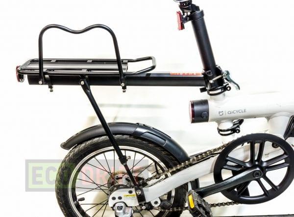 Багажник задний электровелосипеда Xiaomi Qicycle