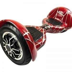 Гироскутер EcoDrift Galant +APP + Auto Red Spider Man