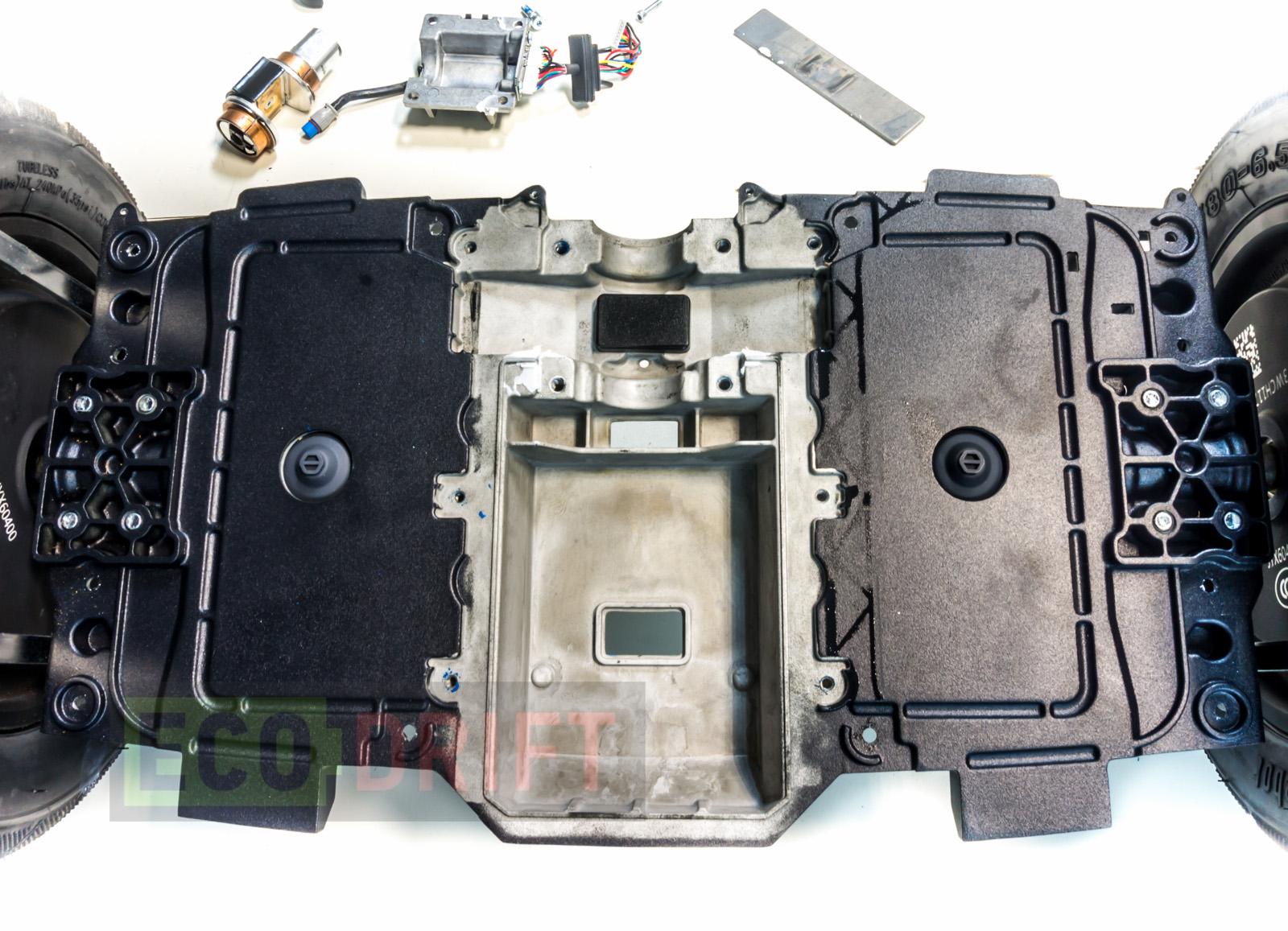 Разбираем минисегвей Xiaomi (Ninebot) Mini Plus