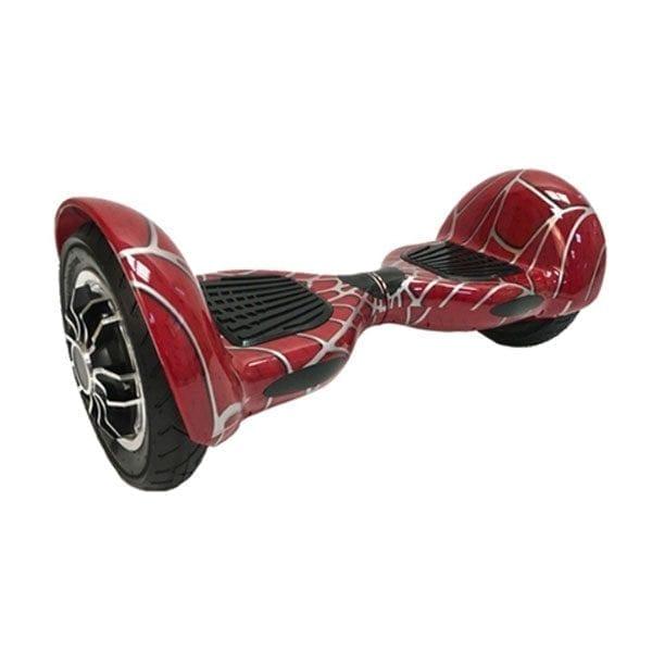 """Гироскутер Smart Balance 10"""" + APP+ Auto Red Spider Man 3"""