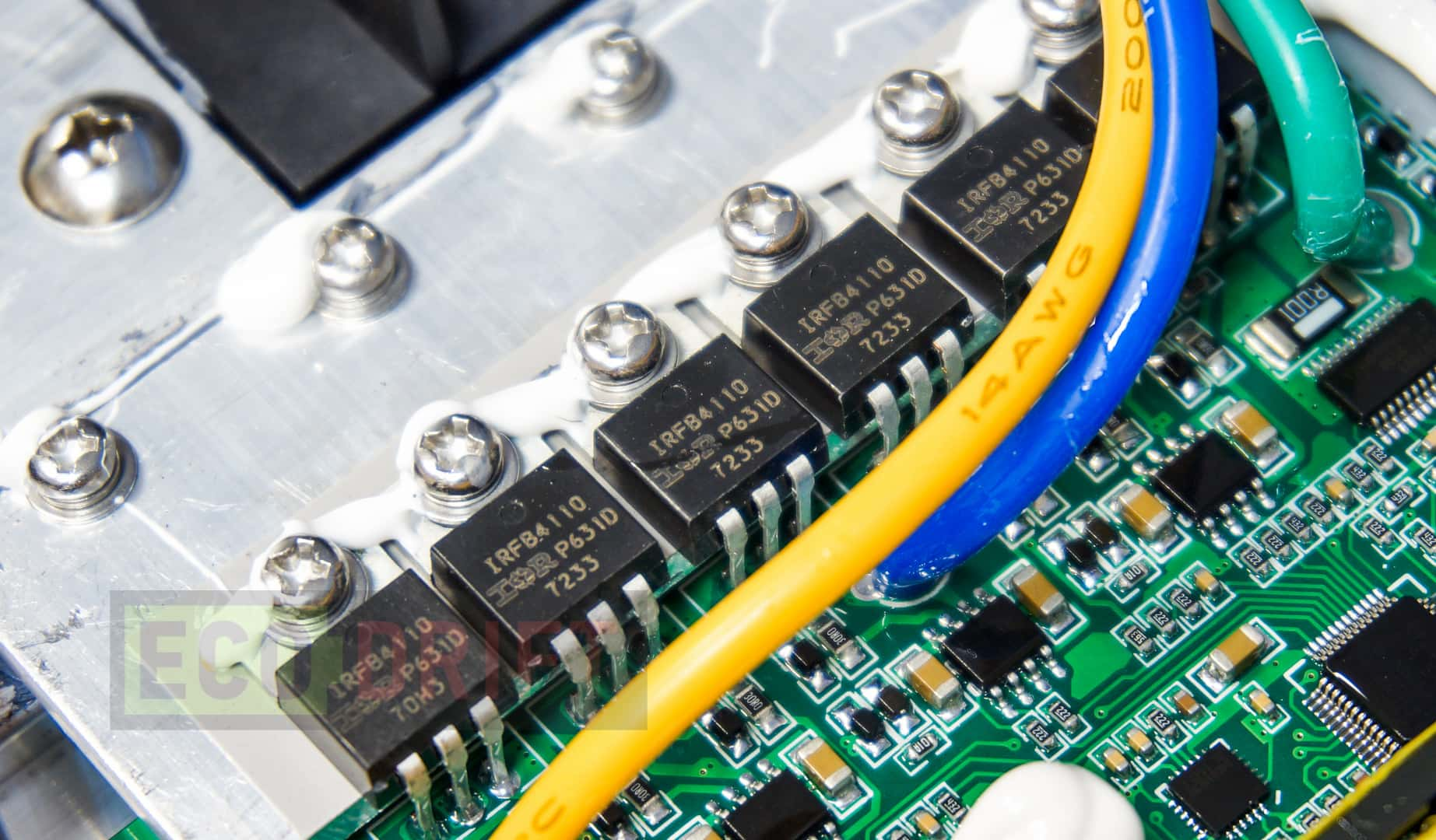 Отличия Gotway ACM 820Wh от ACMs+ 1300Wh