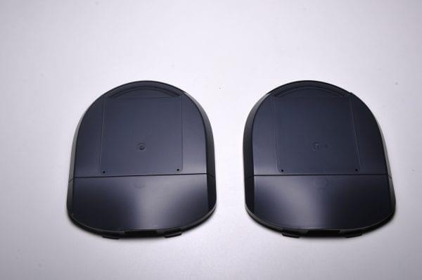 Накладка на корпус моноколеса GotWay MCM4 (комплект - 2 части) black