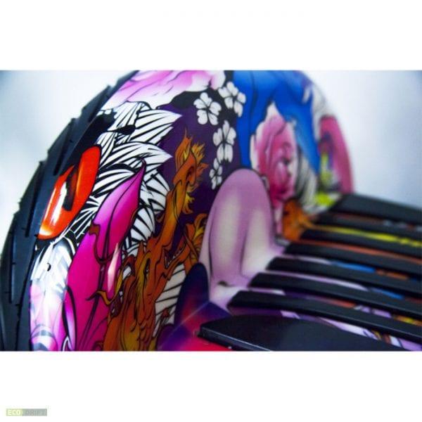 Гироскутер EcoDrift Galant +APP + Auto Colored Skull