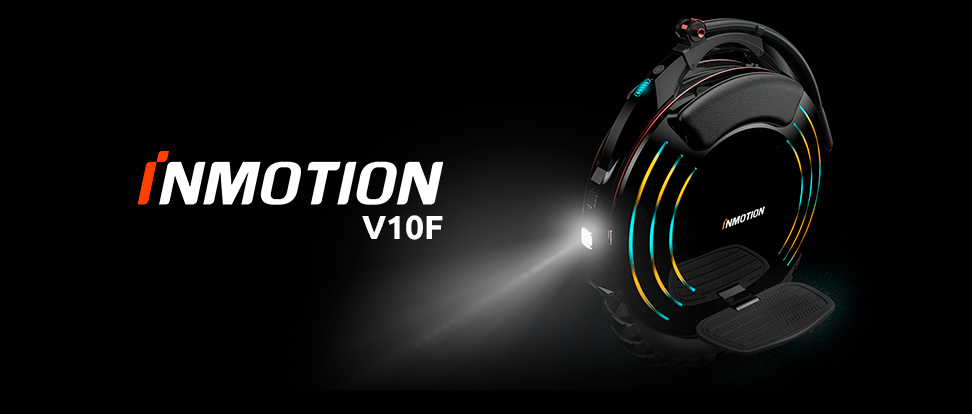 Моноколесо Inmotion V10F 2018