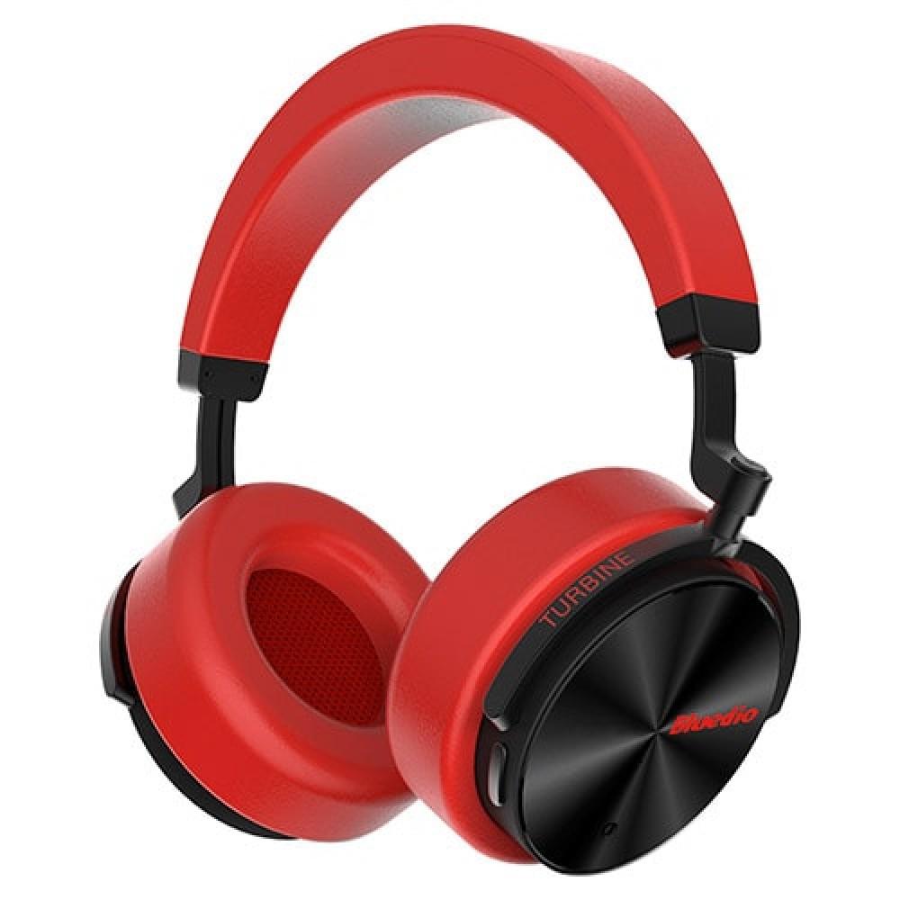 <b>Наушники Bluedio T5</b>(красные) – купить в Москве