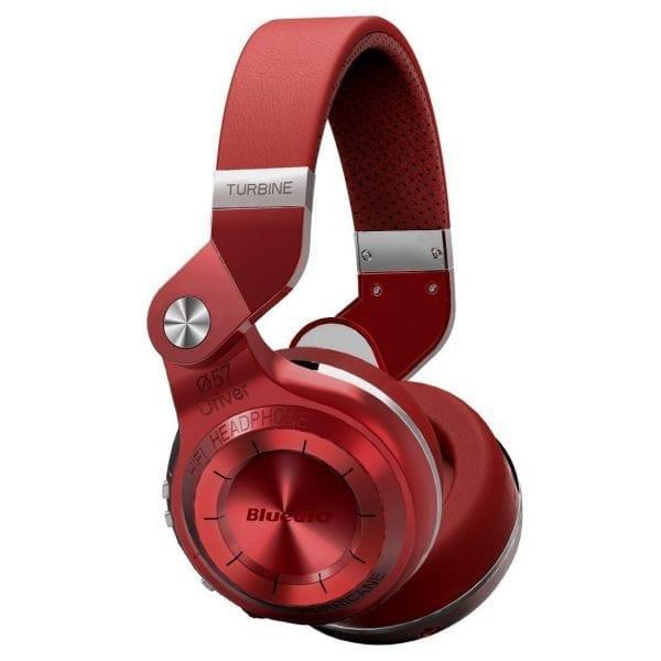 Наушники Bluedio T2+(красные)