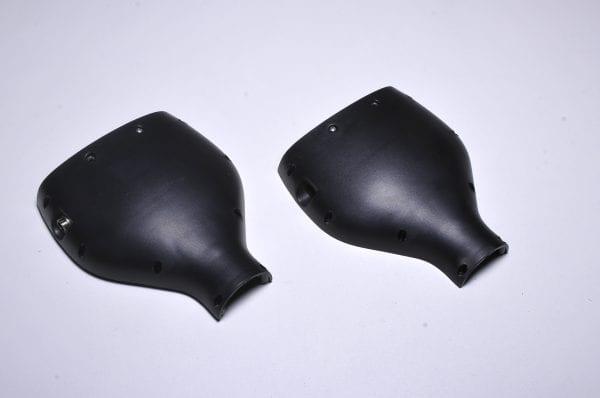 Корпус гироскутера Umka Black (низ)