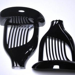 Корпус гироскутера 10 Black (верх)