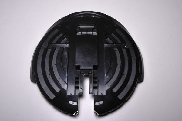 Корпус моноколеса Inmotion V8 (комплект 2шт) black