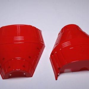 Корпус гироскутера X-Man Red (низ)
