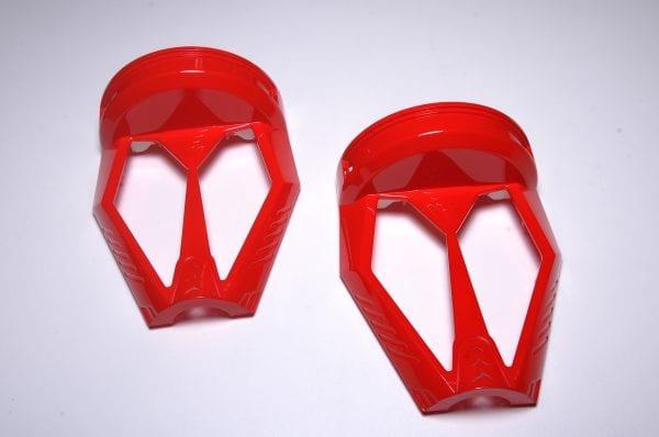 Корпус гироскутера Flash Red (верх)