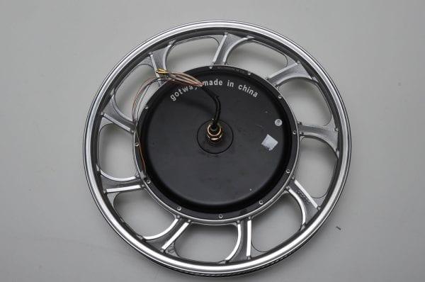 Мотор колесо моноколеса GotWay Monster 3 100V (покрышка + камера)