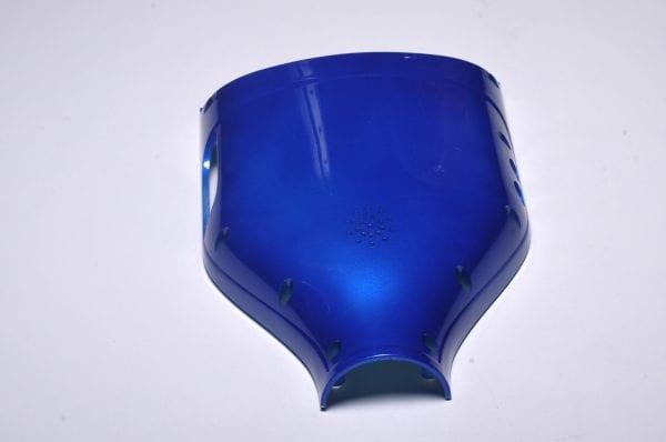 Корпус гироскутера 6.5 Blue (низ)