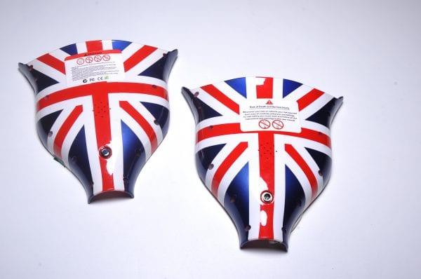 Корпус гироскутера 10 British Flag (низ)