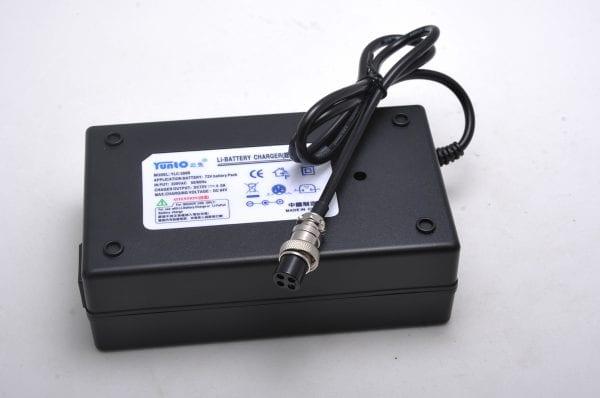 Зарядное устройство моноколеса быстрое GotWay 84V 4A