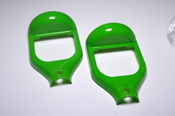 Корпус гироскутера 6.5 Green (верх)